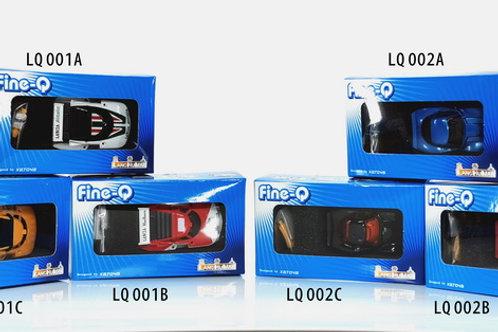 X2TOYS LangHuMan Fine-Q LQ002A Blue