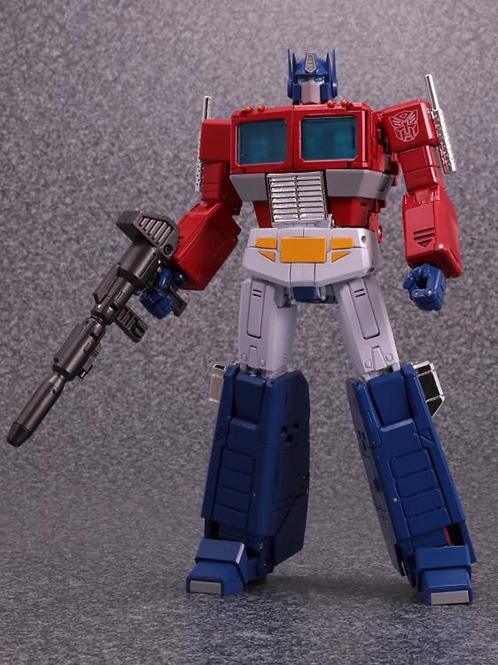 Takara Tomy Masterpiece MP-44 Convoy (Optimus Prime) Version 3.0 with trailer