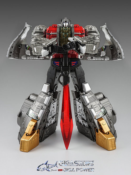 GigaPower HQ04 - Graviter -Metalic Version