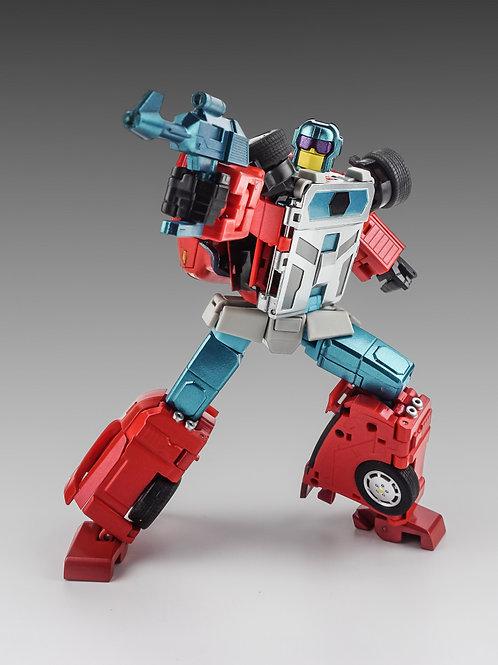 X-Transbots MX-15G2 Deathwish G2 Version