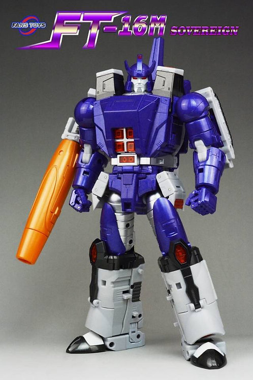 FANSTOYS FT-16M SOVEREIGN Limited Production 2020 Reissue