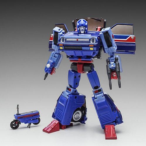 X-Transbots - MX-17 - Savant