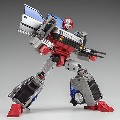 X-Transbots - MX-17H - Herald (Crosscut)