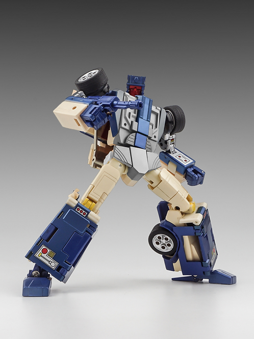 X-Transbots Monolith Combiner MX-13T Crackup Young Version