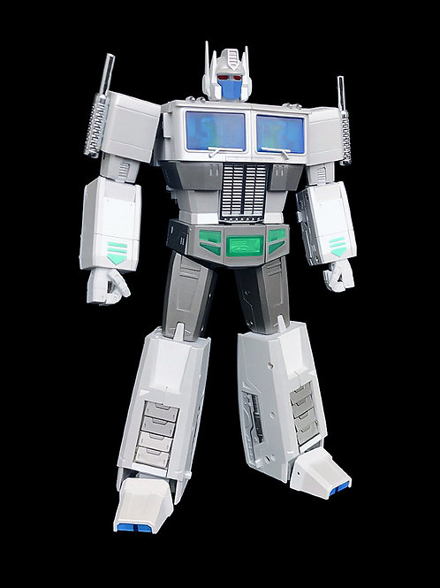 Magic Square - MS-Toys - MS-01W - Light Of Freedom - White