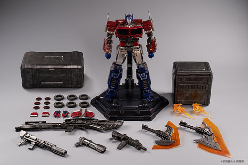 ToyWorld - TW-F09 - Freedom Leader (Deluxe Version)