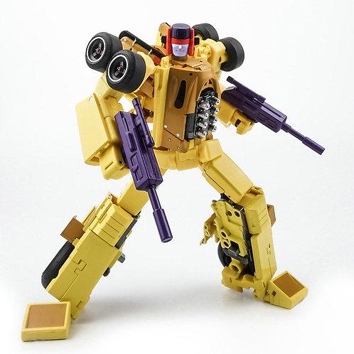 X-Transbots - MX-16 - Overheat