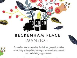 New Studio - Beckenham Place Mansion