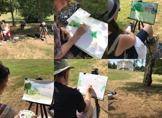 Landscape Art Sessions