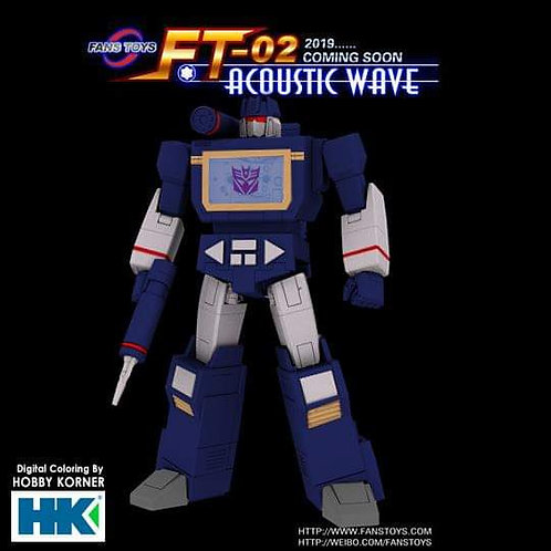 Fans Toys - FT-02 - Acoustic Wave