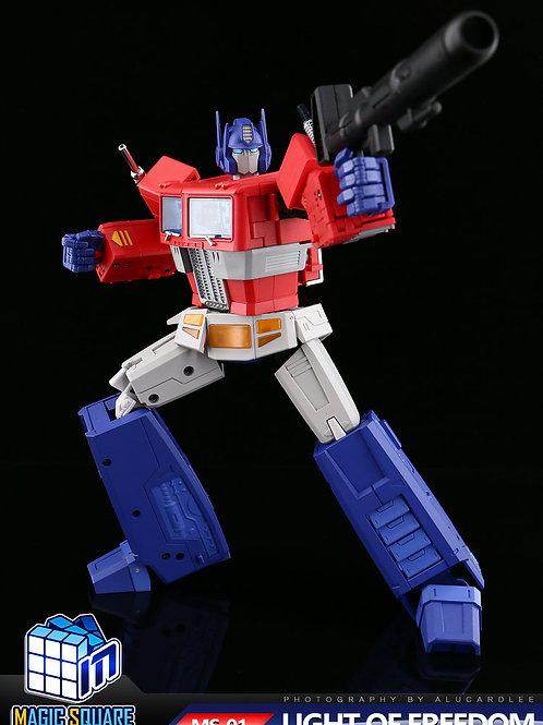 Magic Square - MS-01 - Optimus Prime