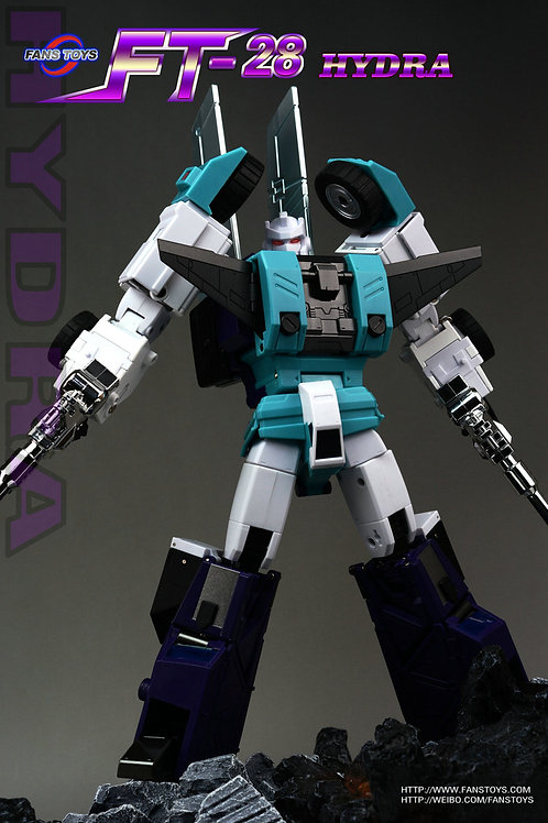 Fans Toys - FT-28 - Hydra
