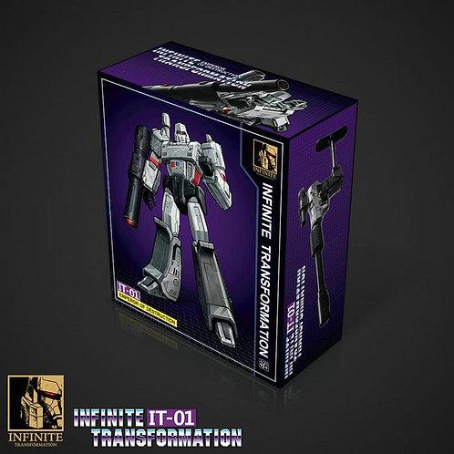 INFINITE TRANSFORMATION - IT-01 Emperor of Destruction