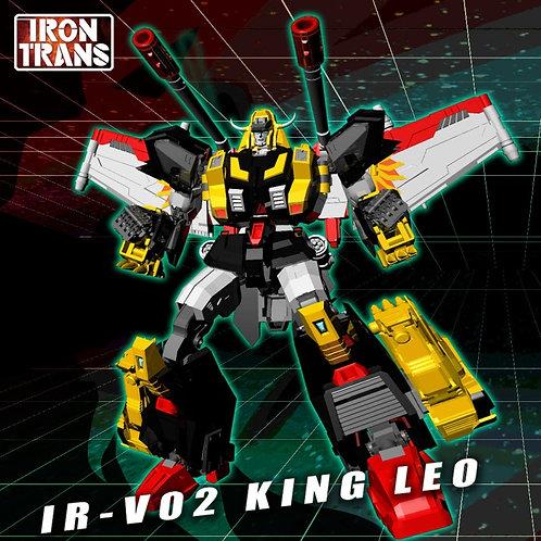 IRONTRANS - IR-V02 - King Leo