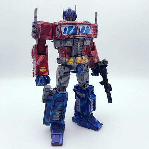 KO MP10 - Optimus Prime (Cell shade version)