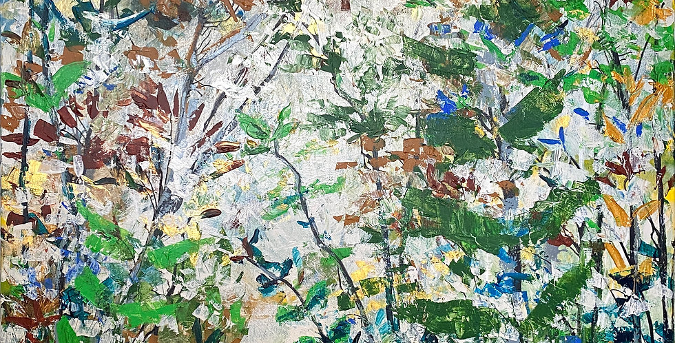 Joy (100 x 100cm) Original