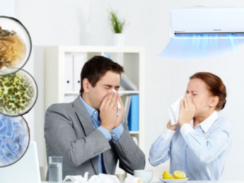 Você sabia? Ao ligar o seu ar condicionado após algum tempo sem utilização ele pode se tornar uma ar