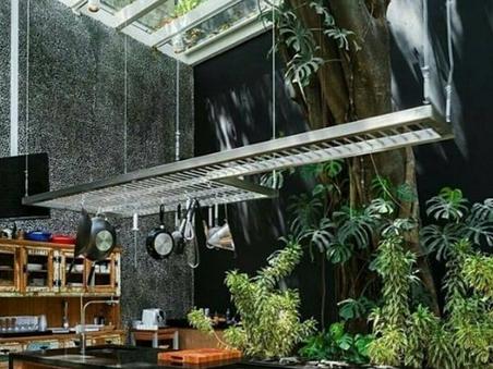 Jardins verticais proporcionam economia energética e melhora na qualidade do ar