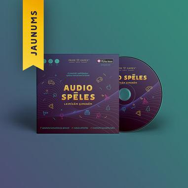 prime audio games audio speles CD #01 pr