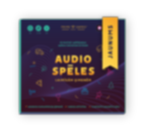 prime audio games audio speles CD jaunum