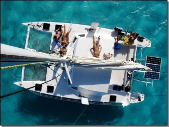 catamaran antilles