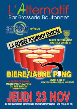 Biere-Jaune-Pong-ENSCM-23.11