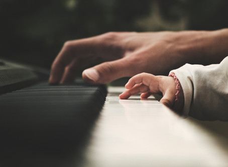 Piano lessons for 3 years old - Musical Stimulation