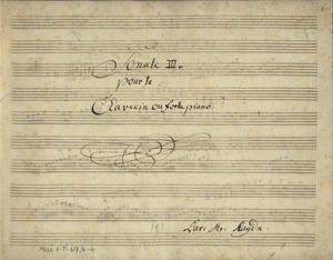Haydn Sonatas - Transition in general