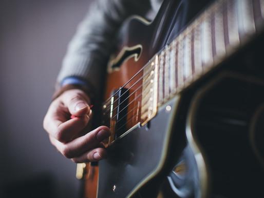 Guitar tablature vs. Standard Notation - Part I