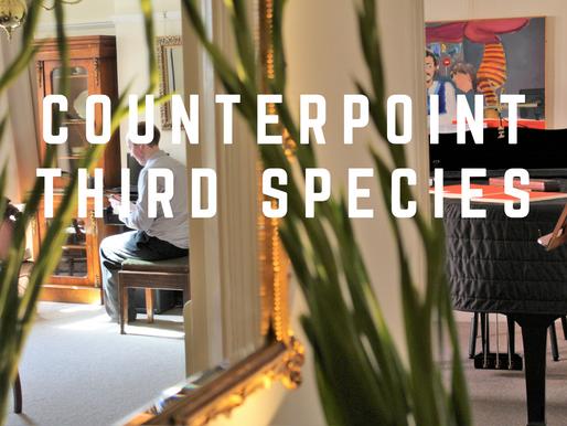 Counterpoint - Third Species