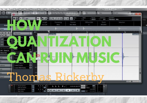 How Quantization Can Ruin Music