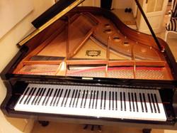 Yamaha C3 - A superb piano tuning