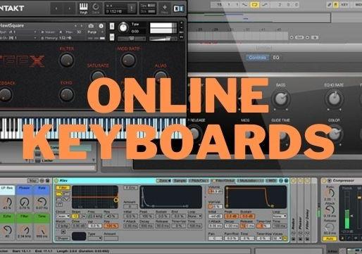 Online Keyboards