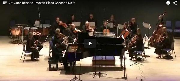 JUAN REZZUTO PIANO PORTFOLIO RECORDINGS