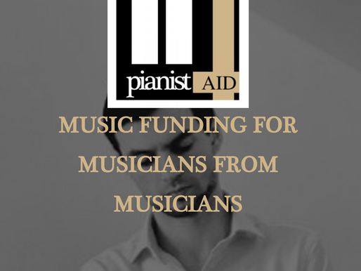 Helping our pianist community