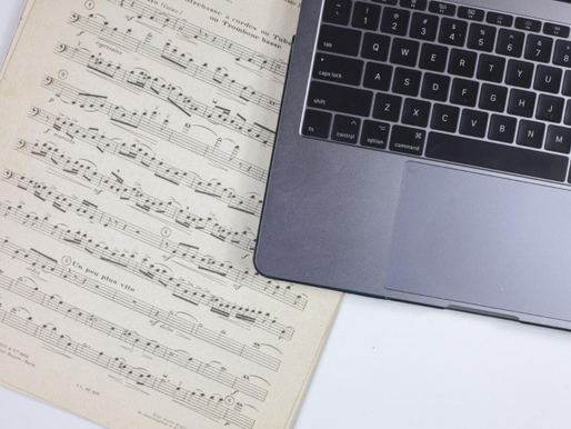 Benefits of Digital Sheet Music for Pianists