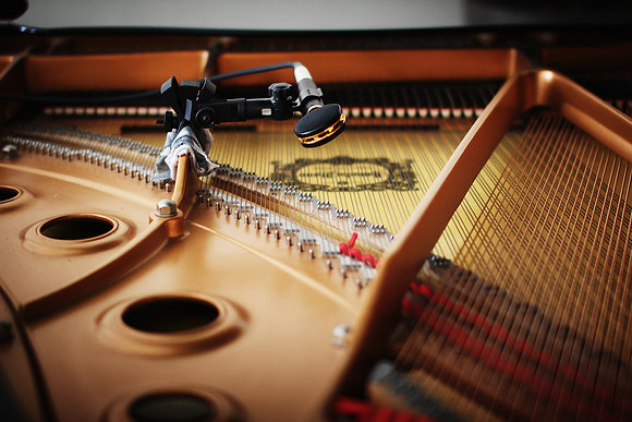 Grand Piano Recording Sessions