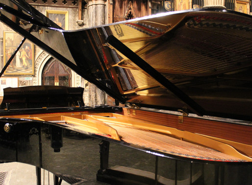 Experiences of a piano teacher in London
