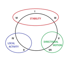 tonal families interconnected