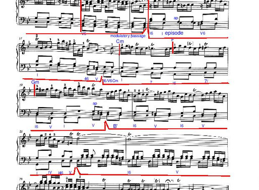 Haydn Sonata XVI:6