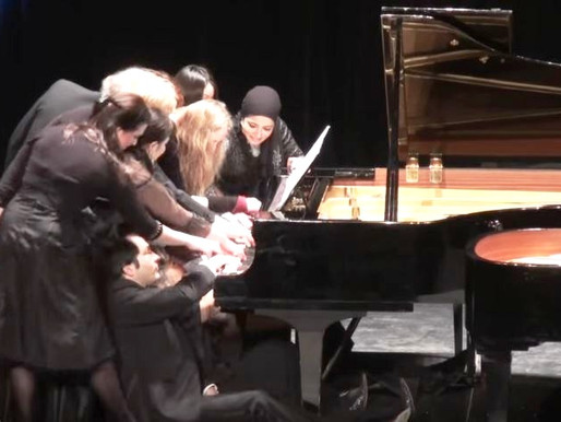 The importance of being a collaborative pianist