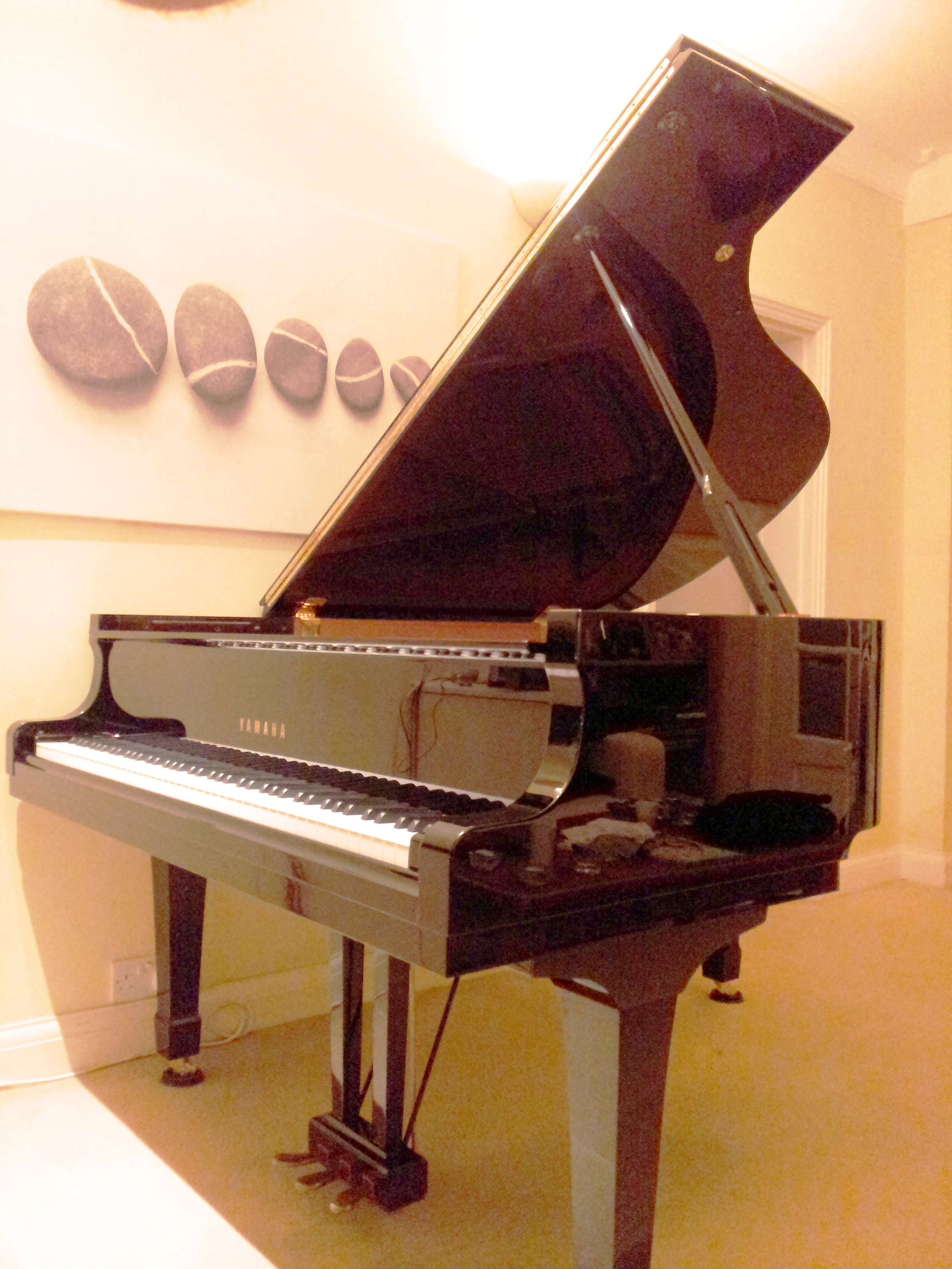 Piano Tuner London by WKMT