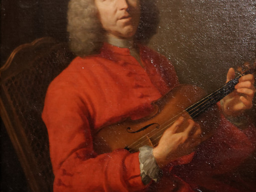 Rameau and the Western musical decline