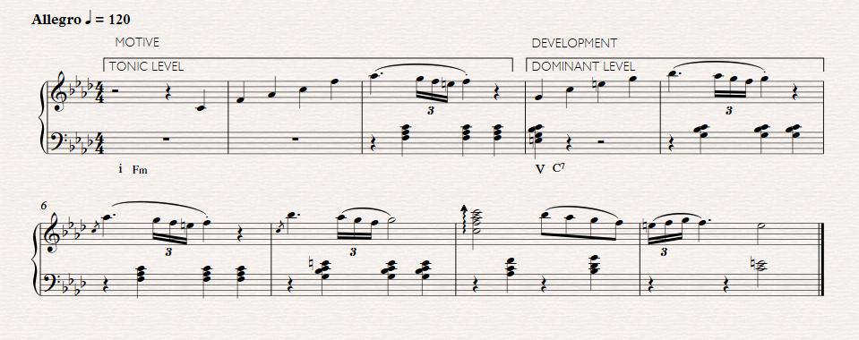 Sonata Op 2 Nr 1 Beethoven