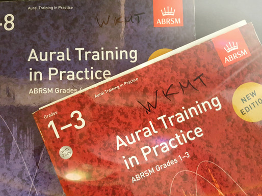 Are you preparing any ABRSM Exam? Keep an eye on the Aural Test.