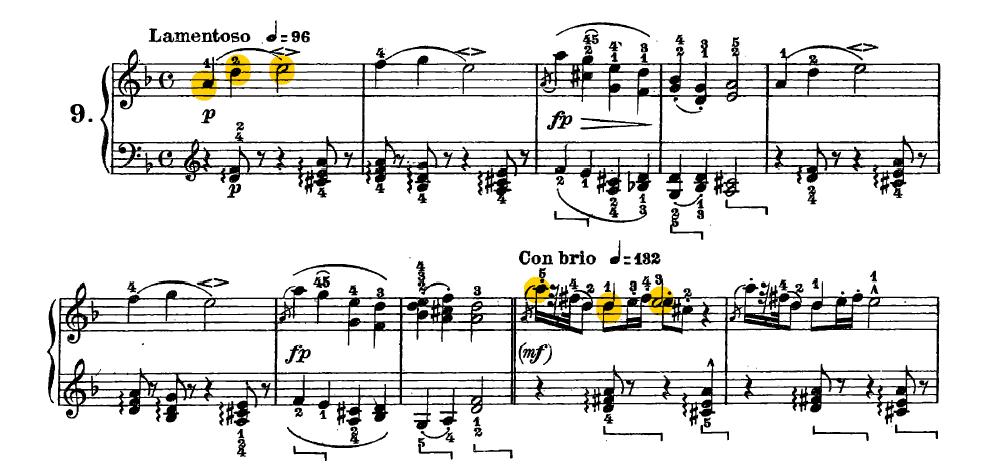 Schumann's Popular Song