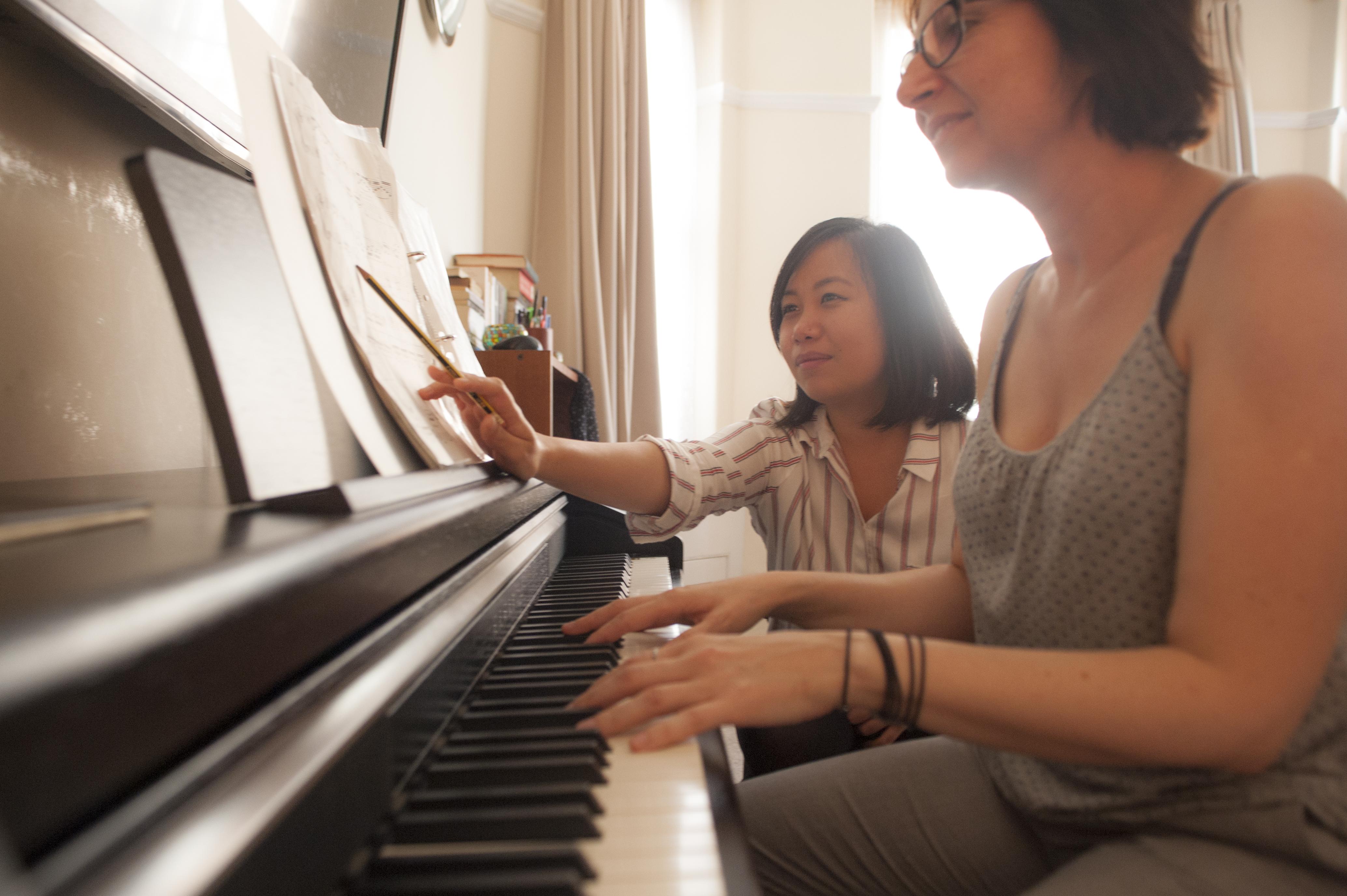 Music teachers London - MOTIVATION