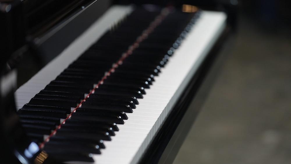 Piano technique at WKMT