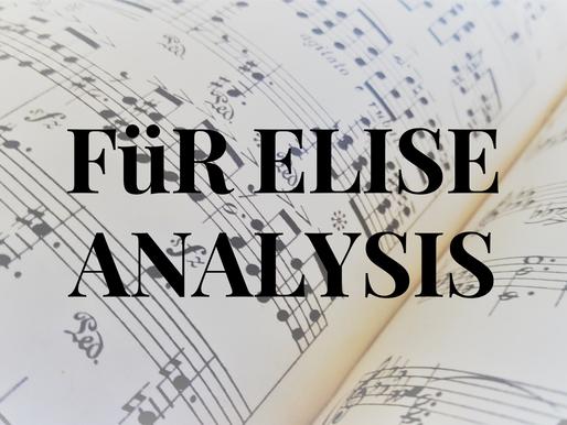 Für Elise - Complete Analysis