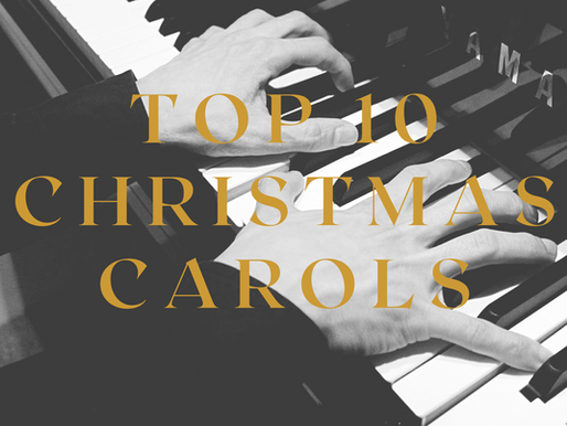 10 Best Christmas Carols - Piano Arrangements